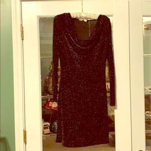 Michael Kors holiday dress size xs NWT